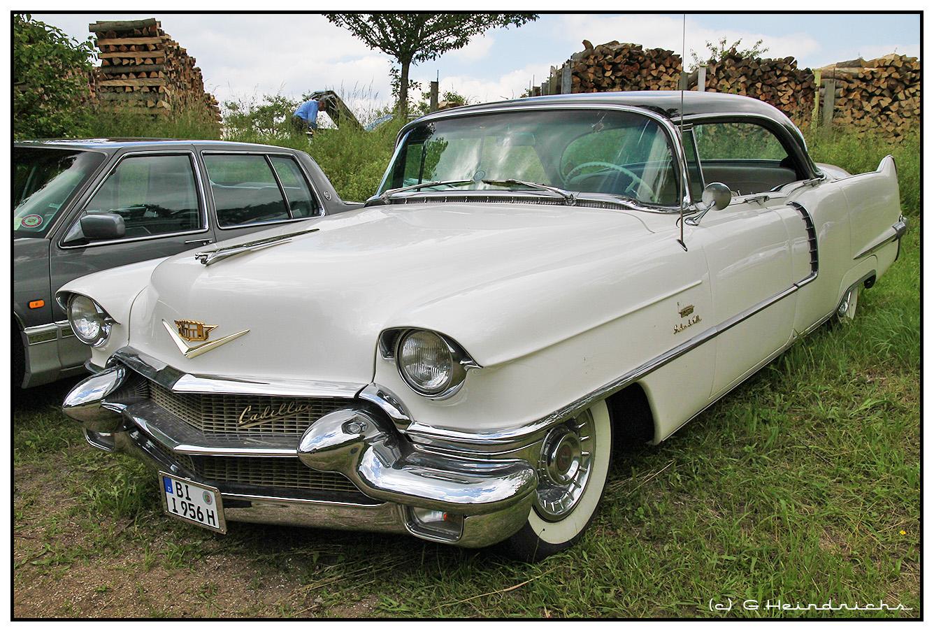 Cadillac Sedan De Ville, 1956
