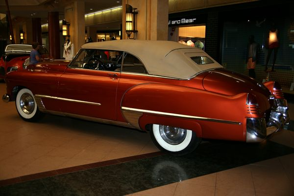 Cadillac Series 62 Cabrio 1952