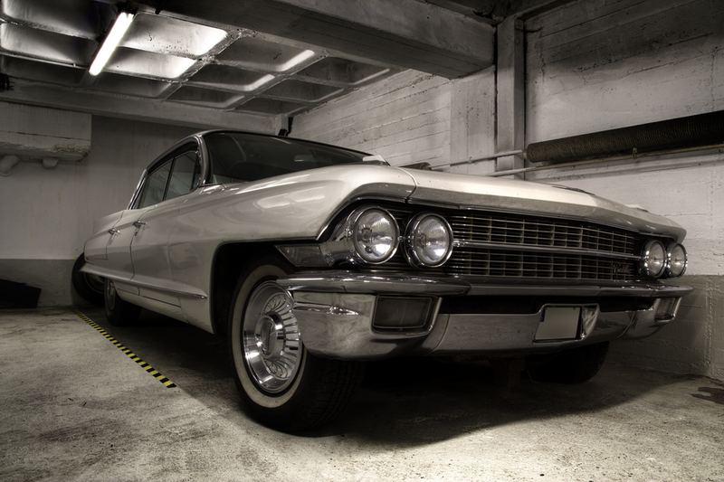 Cadillac (Typ und Baujahr leider unbekannt)
