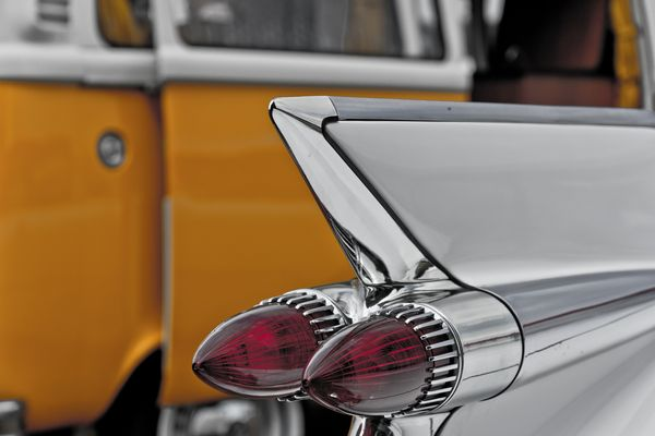 Cadillac versus Bully - Classic days Schönhagen 2010 -