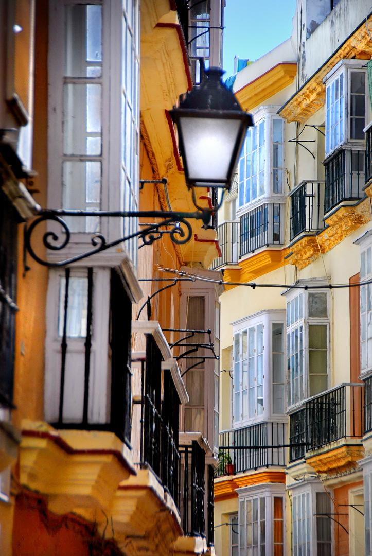 Cadiz: Altstadt