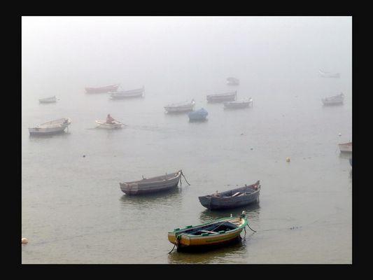 Cadiz Hafen