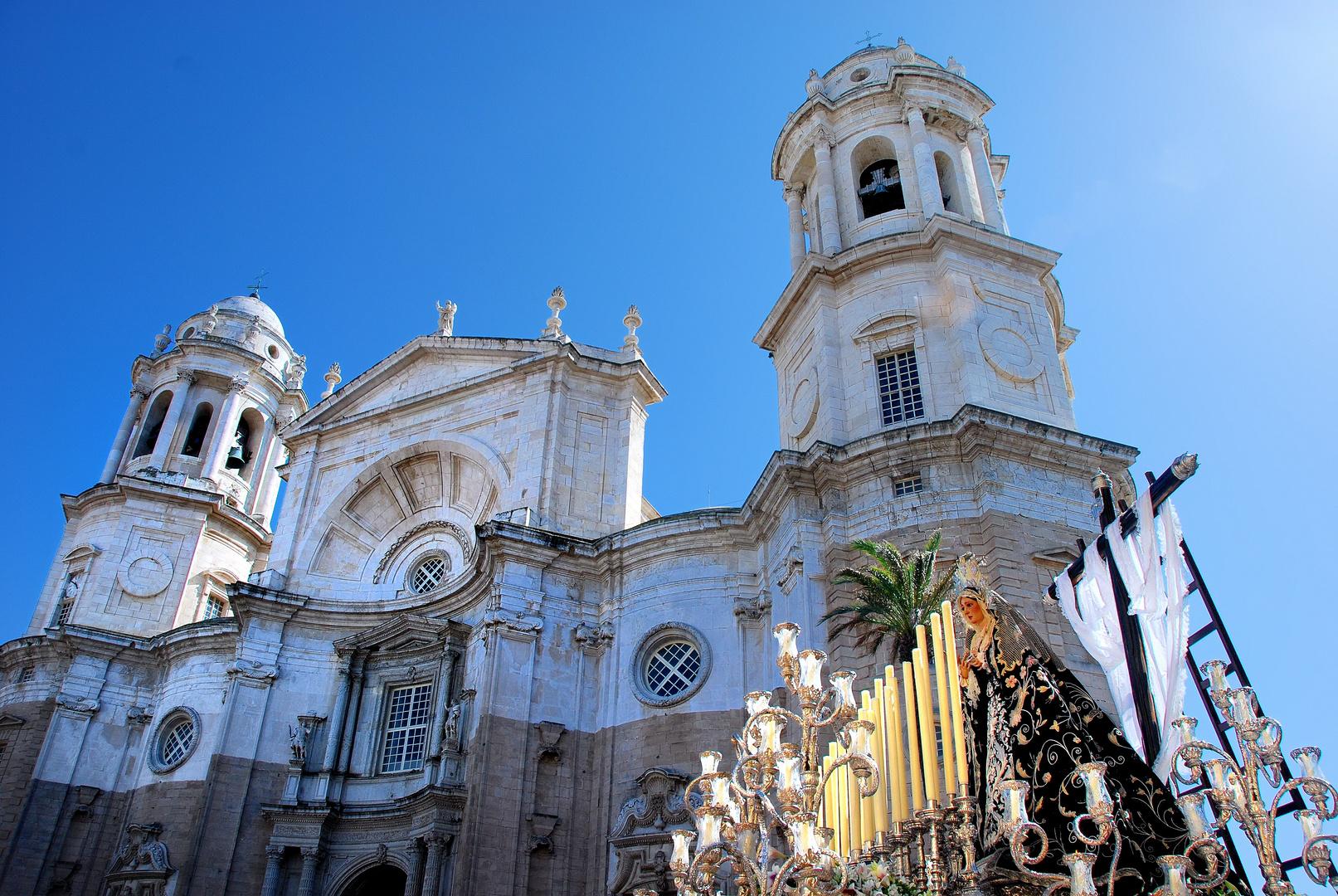 Cadiz: Karfreitagsprozession