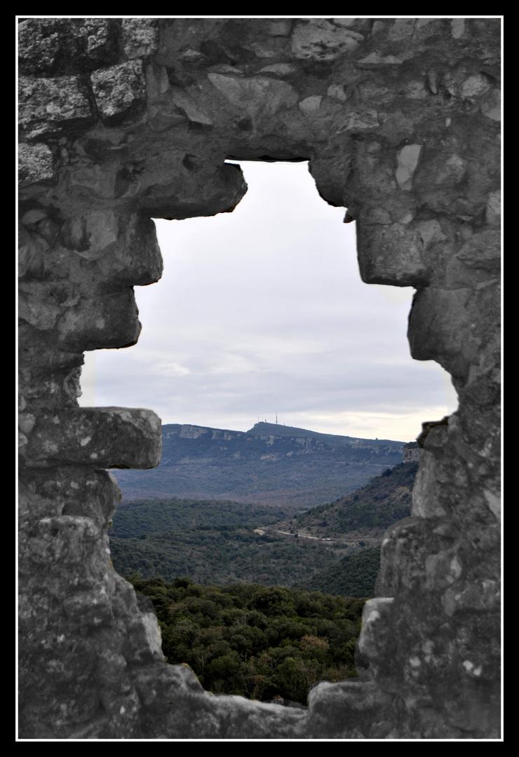 Cadre de pierre