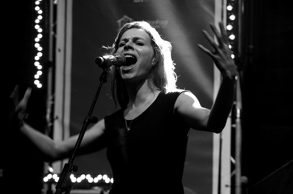 Cäthe - Rock the Square 2013 - 14