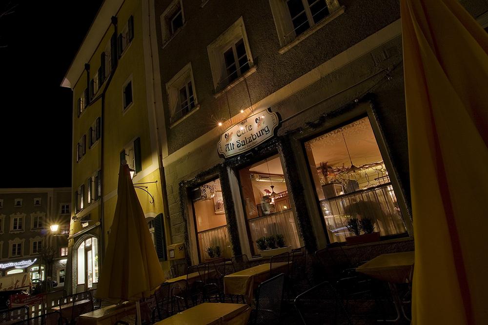 Cafe Alt Salzburg...