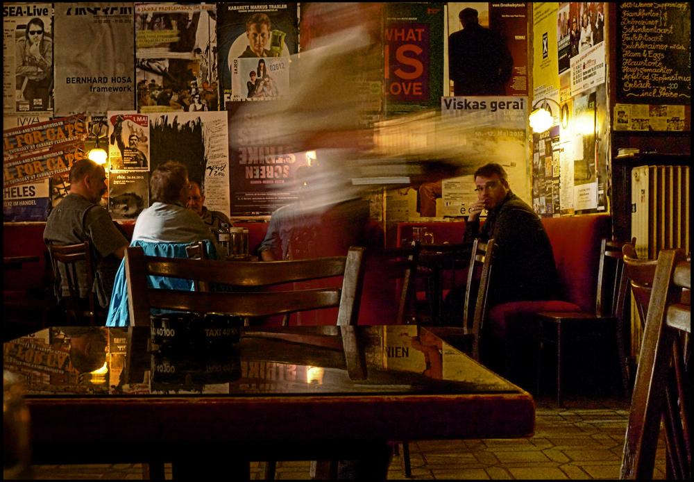 Cafe Alt Wien.