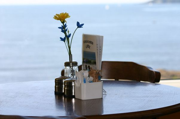 Cafe am Meer