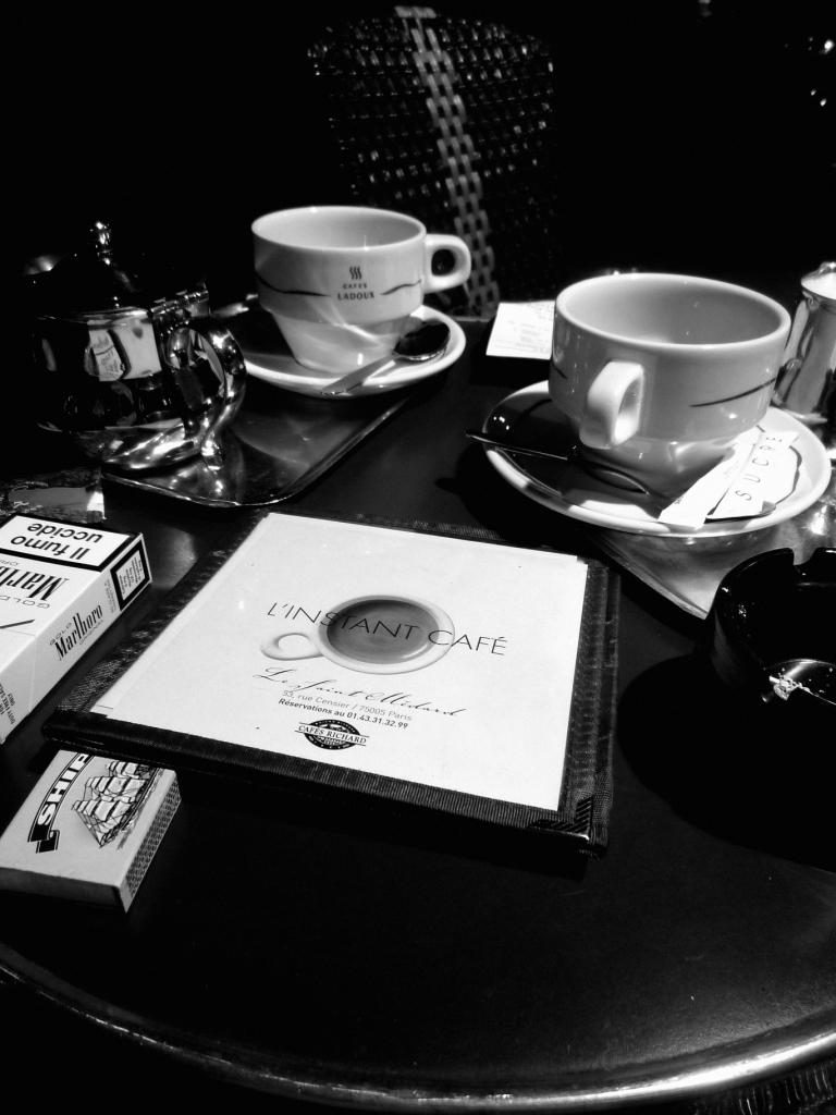 Café au Paris