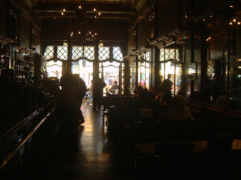 Cafe Brasileira, Lisbon
