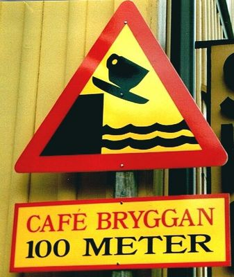 Cafe Bryggan