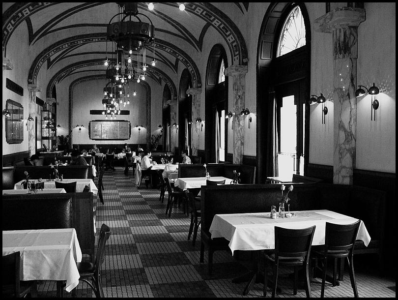 Cafe Callas - Budapest