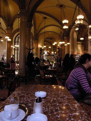 """""""Café Central # 12"""""""