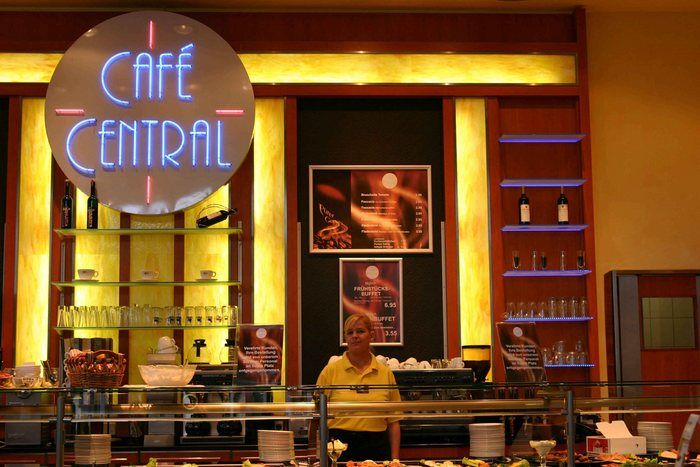 Cafe Central (war einmal im CentrO)