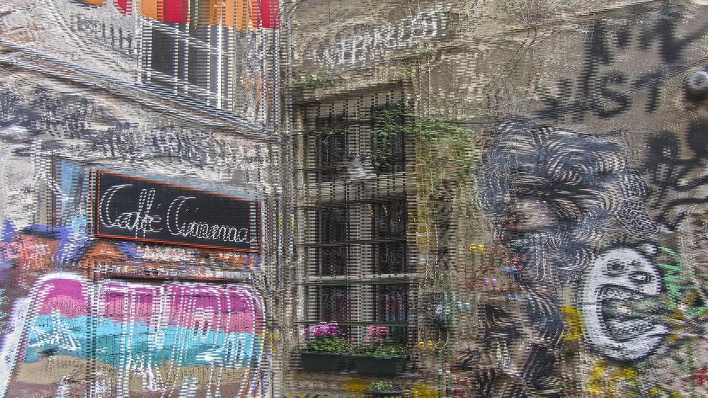 Café Cinema (3D)