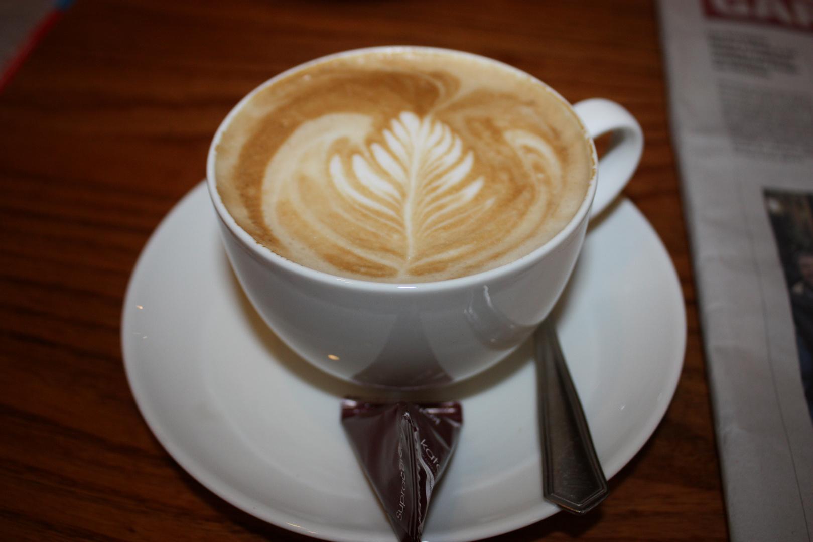 Cafe Con Arte..
