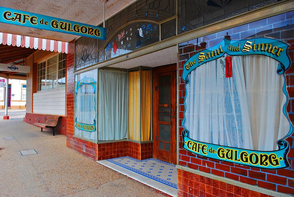 Cafe de Gulgong
