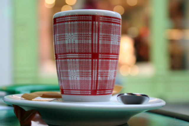 café dentelle
