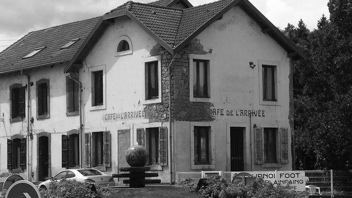 Café des ancien.