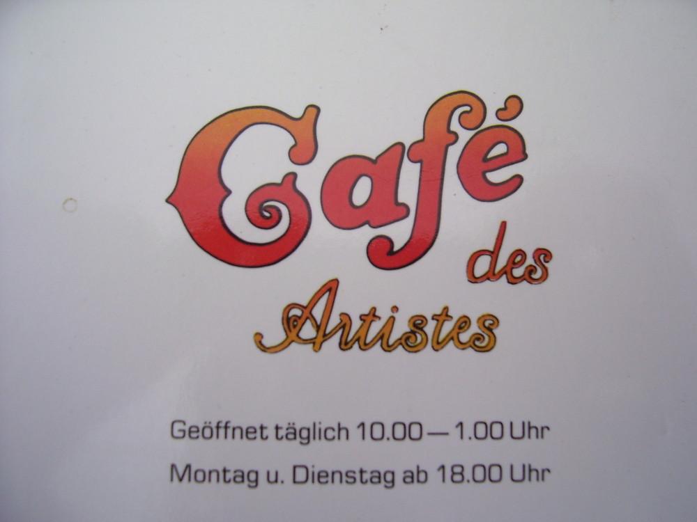 cafe des circus roncalli