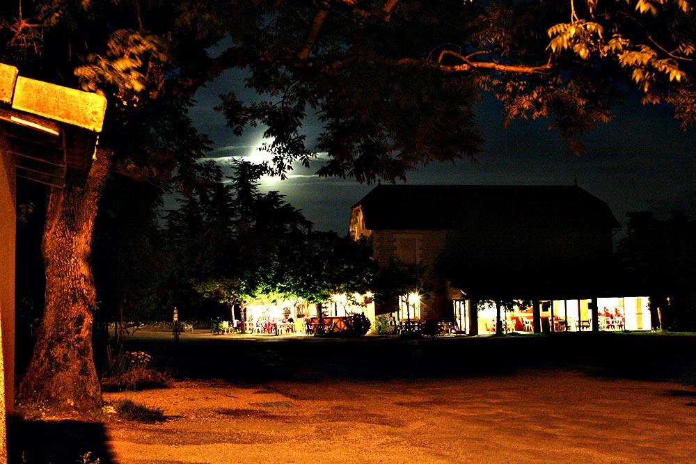 Cafe du Chateau bei Rocamadour