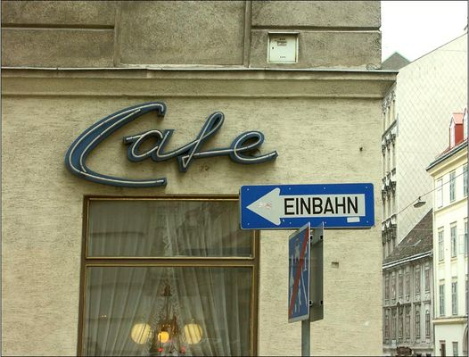 Café Einbahn