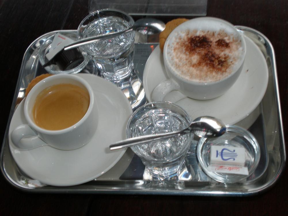 Café en el Concertgebau