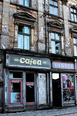 Cafe im Osten :)