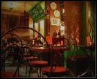 Cafe in Greenwich Village