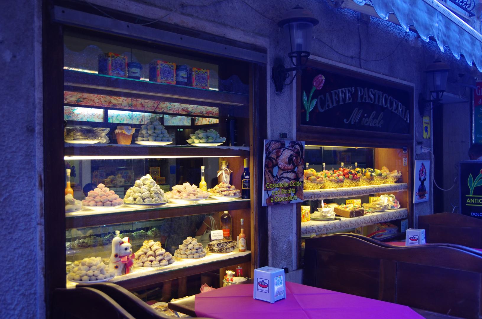 Café in Sicile