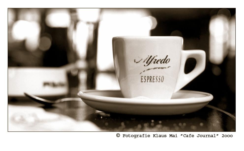 """Cafe Journal 02"" 2ooo"