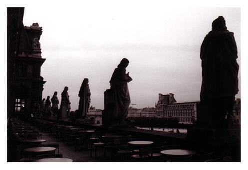 Café Marly - Louvre