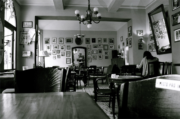 Cafe Medusa - Praha