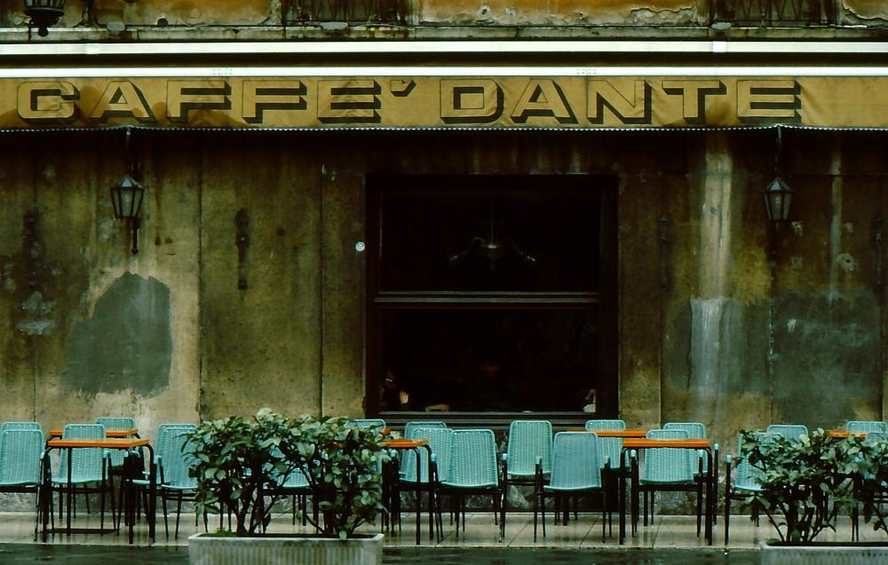 Cafe mit Vergangenheit