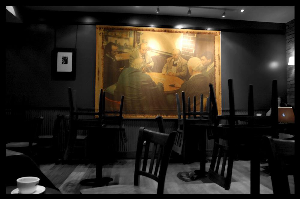 Cafe Nero - London