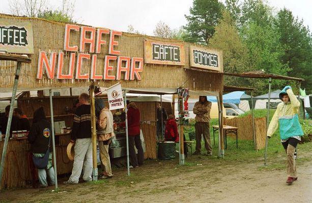Cafe Nuclear