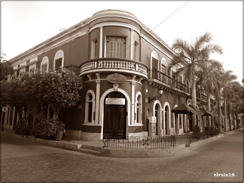 Café Pacífico (del viejo Mazatlán)