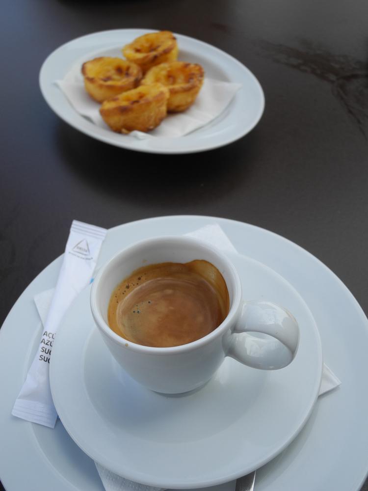 Cafe & Pastéis de Belém