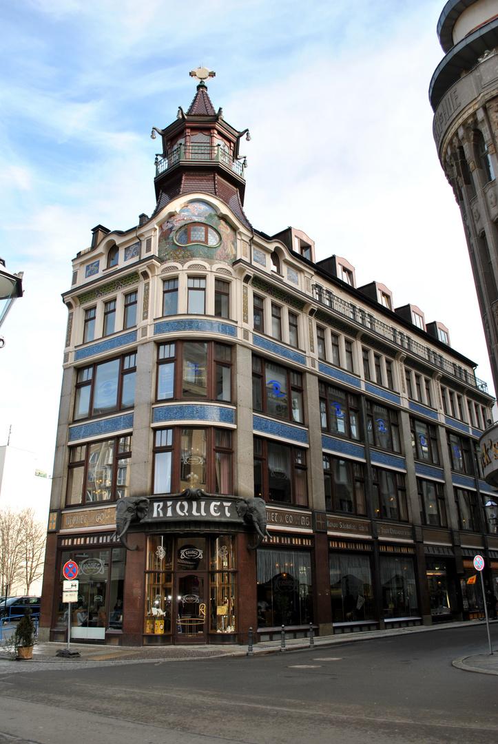 Cafe Riquet Leipzig