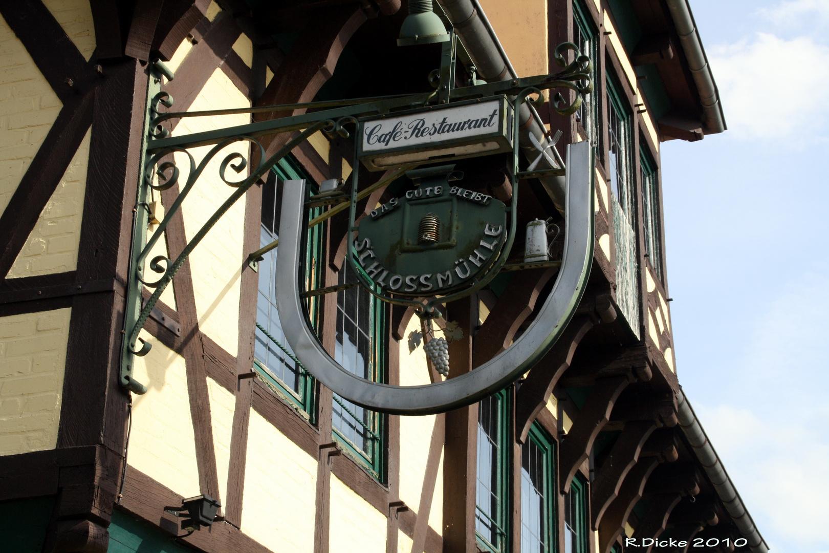 Cafe Schloßmühle