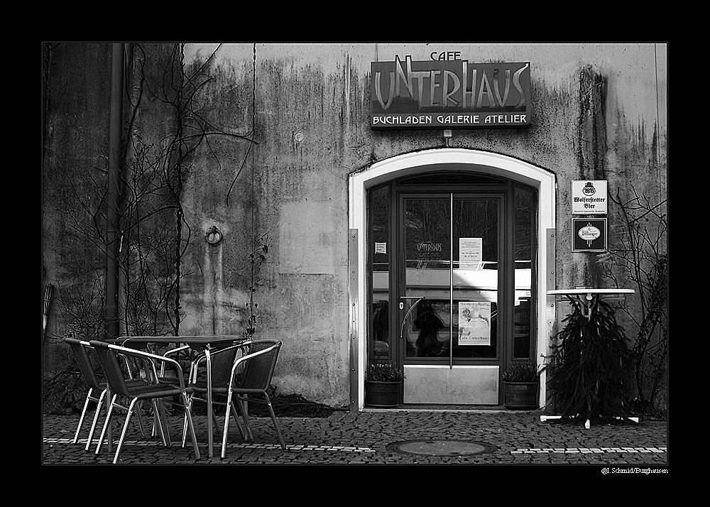 Cafe Unterhaus