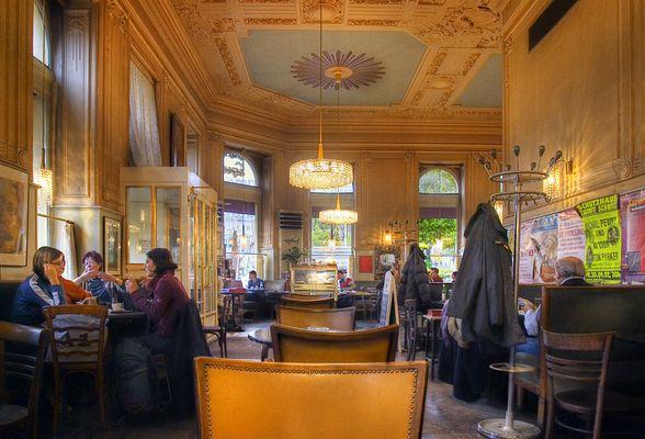 Cafe Westend / Wien