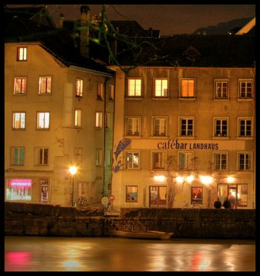 cafebar landhaus solothurn schweiz