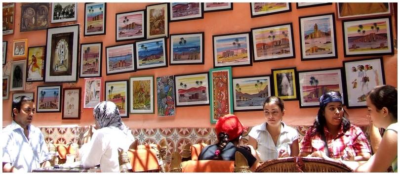 Cafétéria 2007