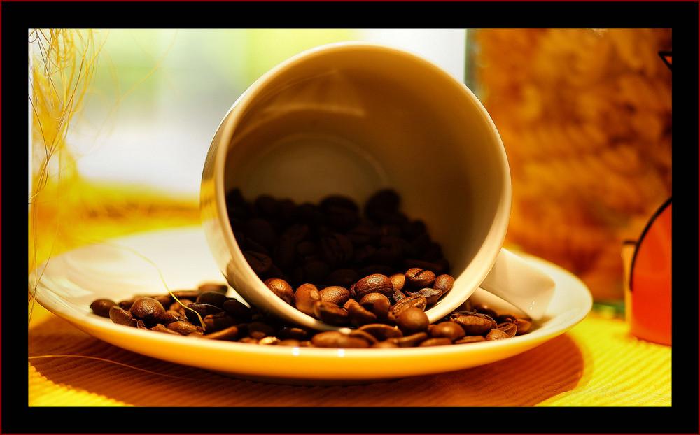 Caffe' in grani