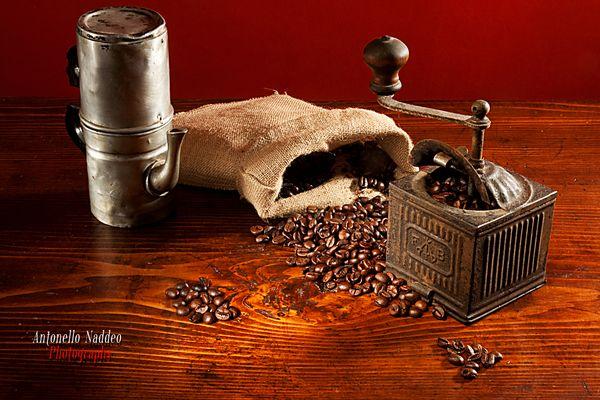 Caffe' lavazza di una volta