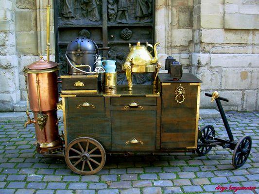 Caffè speciale a Montmartre