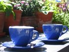 Caffee blue