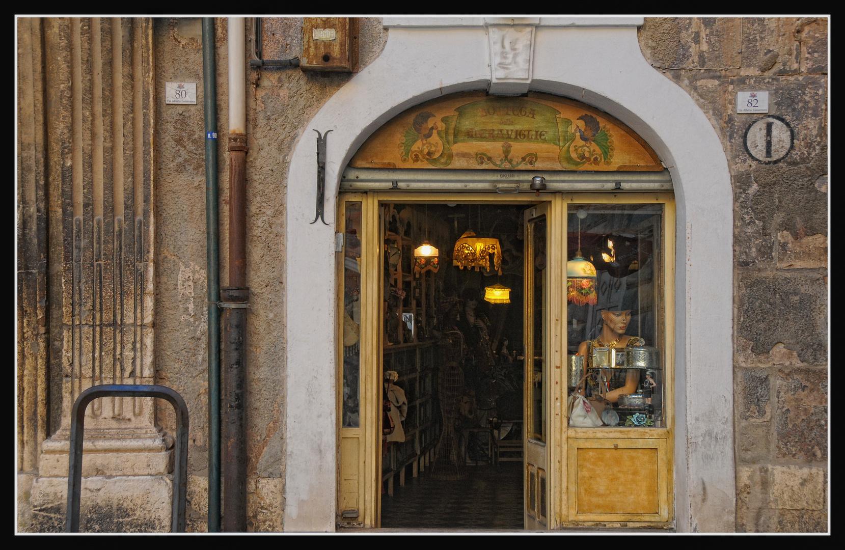 Cagliari - 'Bottega delle Meraviglie'