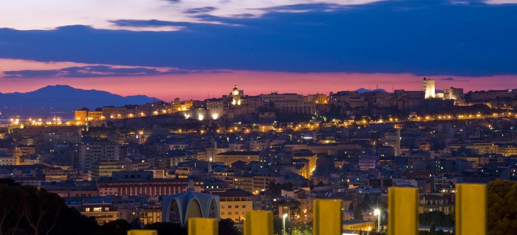 Cagliari, la mia città